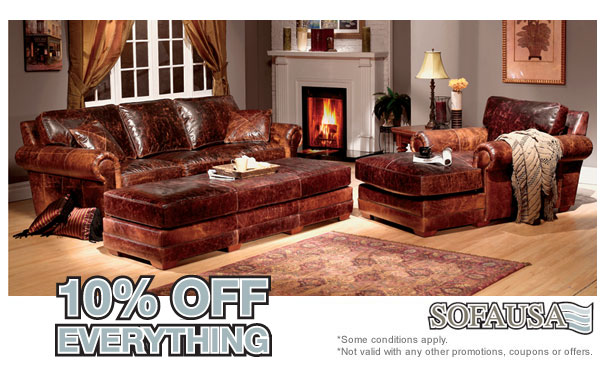 Leather Furniture, Leather Sofas, Leather Couches, Leather ...